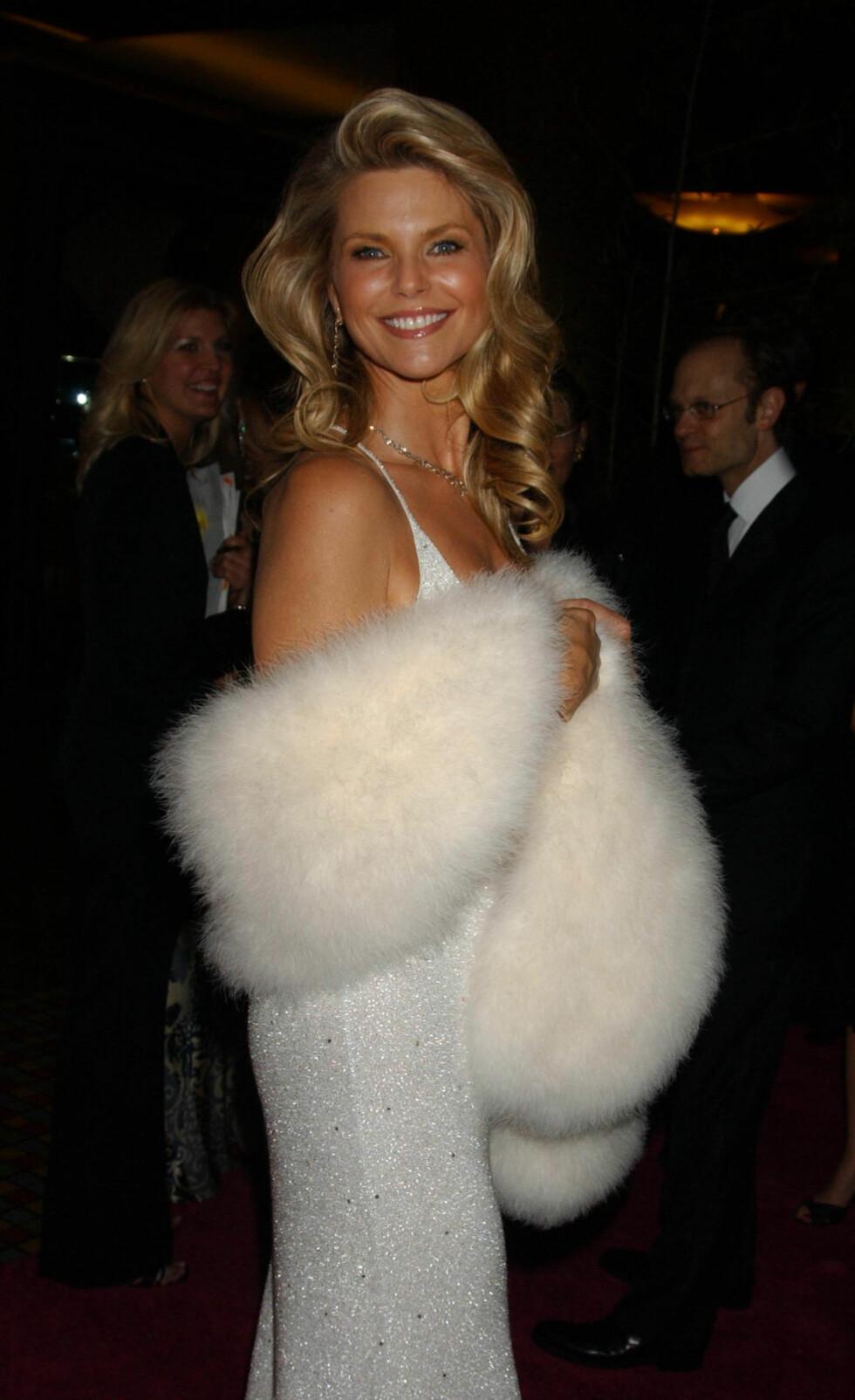 Christie Brinkley, 2005. Foto: Ap