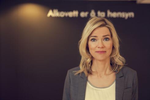 EKSPERT: Kari Randen, daglig leder i alkovettorganisasjonen AV-OG-TIL. Foto:  AV-OG-TIL.