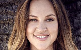 Top model-Benedicte åpner opp om sykdommen som gjorde at hun la på seg 25 kilo på få uker