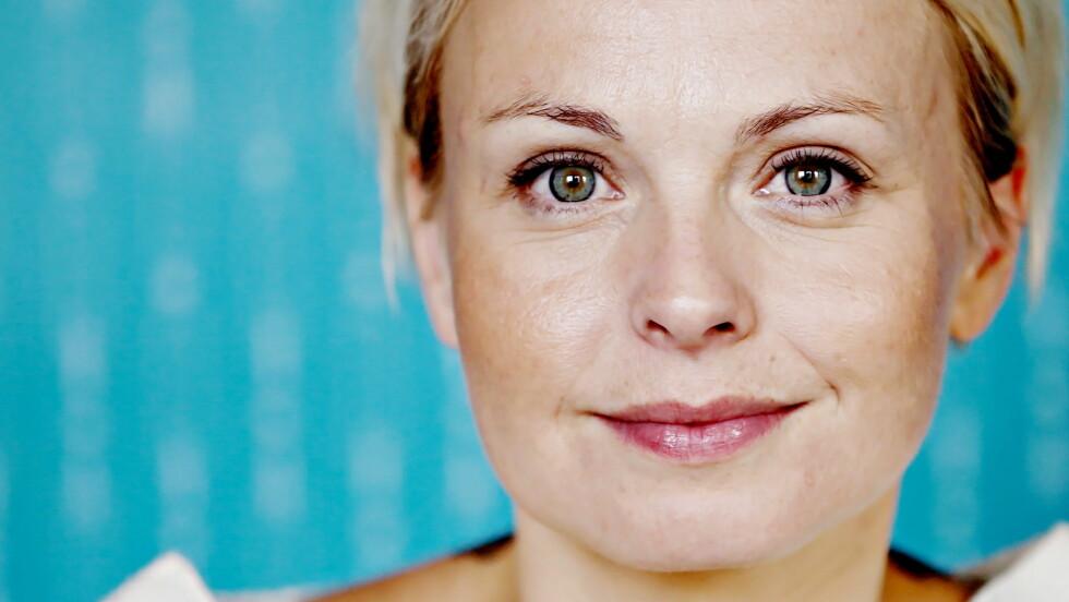 MARTHE SVEBERG BLE OPPSLUKT AV BARNET SITT:  Da Marthe Sveberg ble mamma til sønnen Nils, ble hun så oppslukt av foreldrerollen at hun helt glemte å være kjæreste med mannen Håvard Sveberg. Det første til store kommunikasjonsproblemer.   Foto: VG