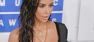 MTV VMAs: Kim Kardashian hadde kveldens hotteste antrekk