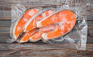 Kylling, kjøtt og fisk - så lenge holder mat seg i fryseren