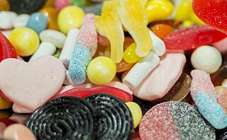 Disse smågodtbitene inneholder mest kalorier