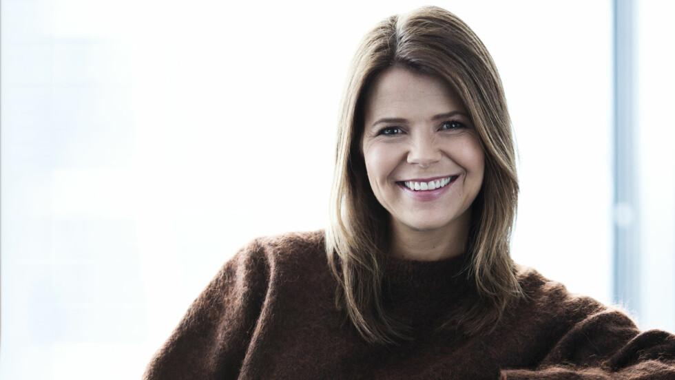 KK-COACHEN: Christine Otterstad gir råd så du kan finne din nye, positive mentale vei.  Foto: Astrid Waller
