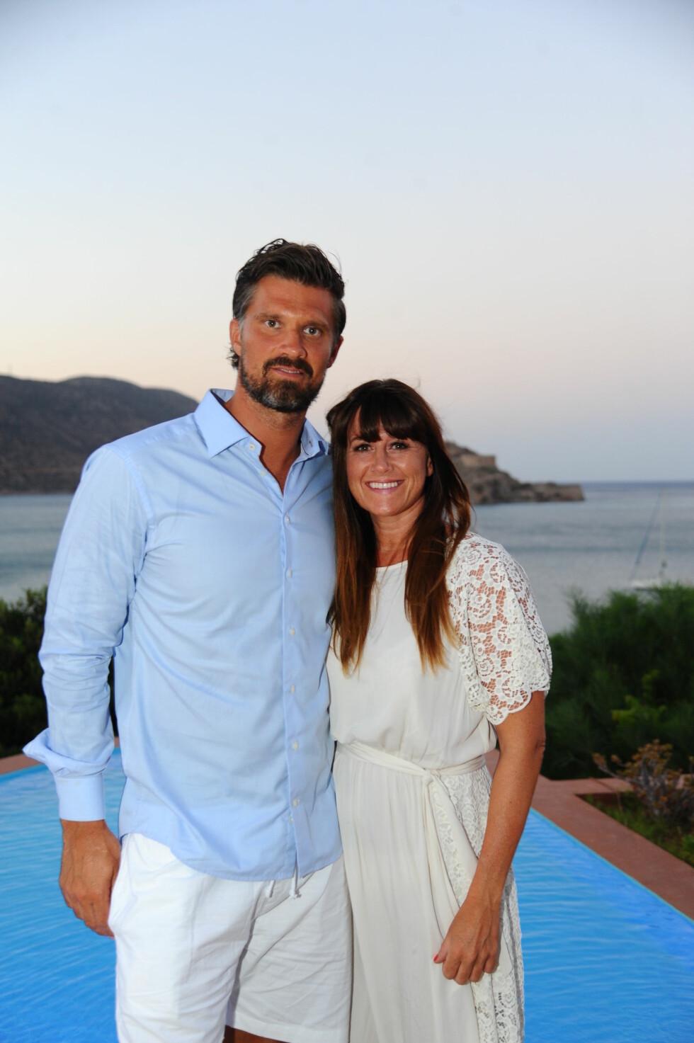 ELSKET KRETA: Siri og Kristian har lagt sin elsk på den greske øyen Kreta.  Foto: Studio Kostas