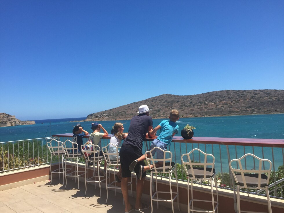 Kreta er en vakker øy med masse flott natur.