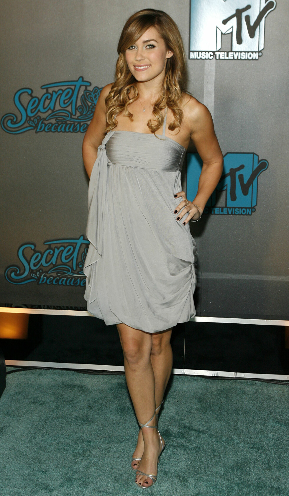 HOVEDPERSON: Lauren Conrad var én av de sentrale rollene i «The Hills». Her er hun avbildet i  2007.  Foto: AP