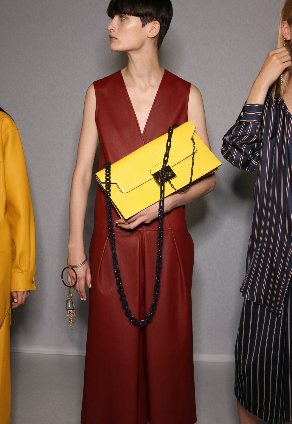 MULBERRY SS17 Foto: Rex Features