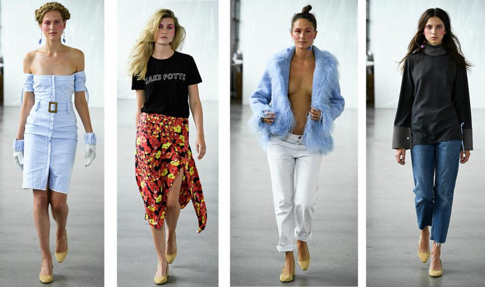Saks Potts Foto: Copenhagen Fashion Week