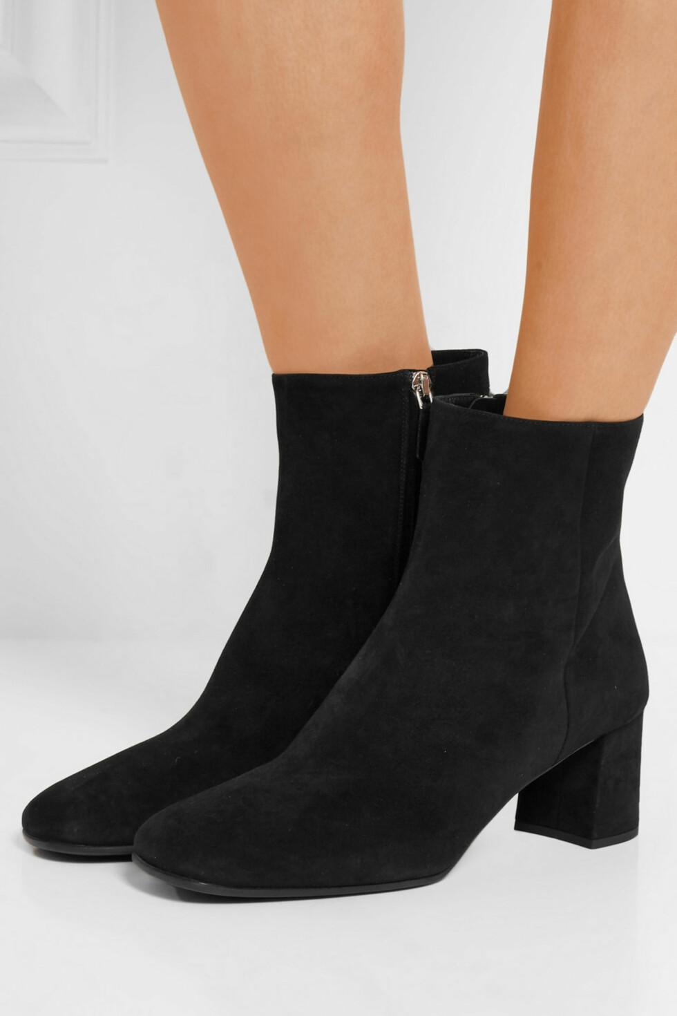 Boots fra Prada, ca. kr 7000.  Foto: net-a-porter.com