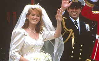 Feiret 30 års bryllupsdag sammen - til tross for at de har vært skilt i 20 år!