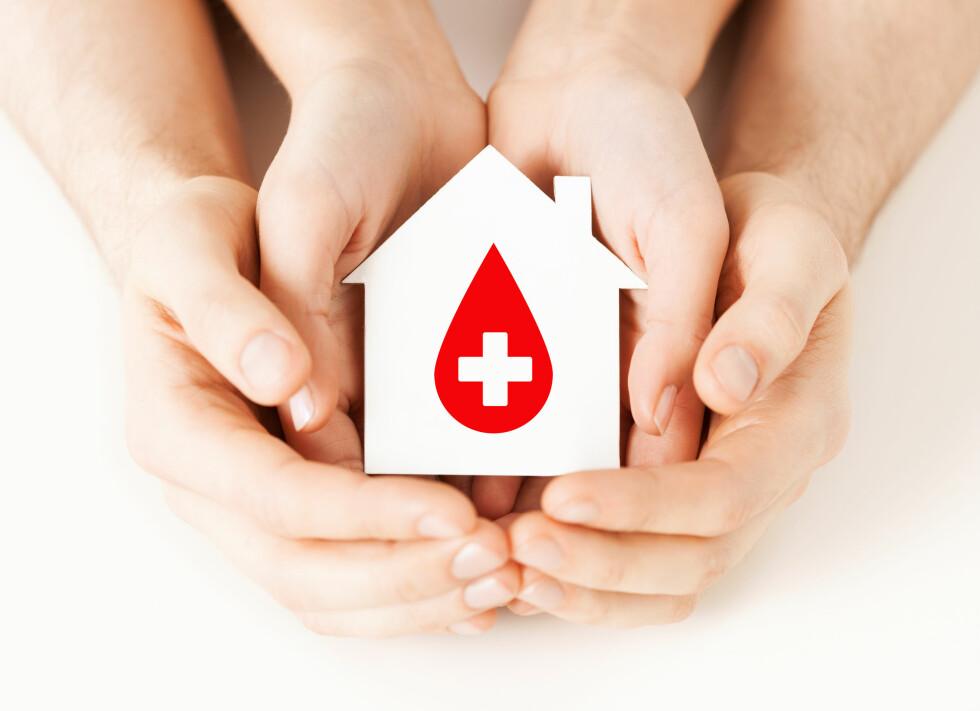 I KREFTBEHANDLING: Blod brukes ikke bare til ulykker og operasjoner. I Oslo går 47 prosent av blodproduktene til kreftbehandling, opplyser Blodbanken. Foto: Shutterstock / Syda Productions