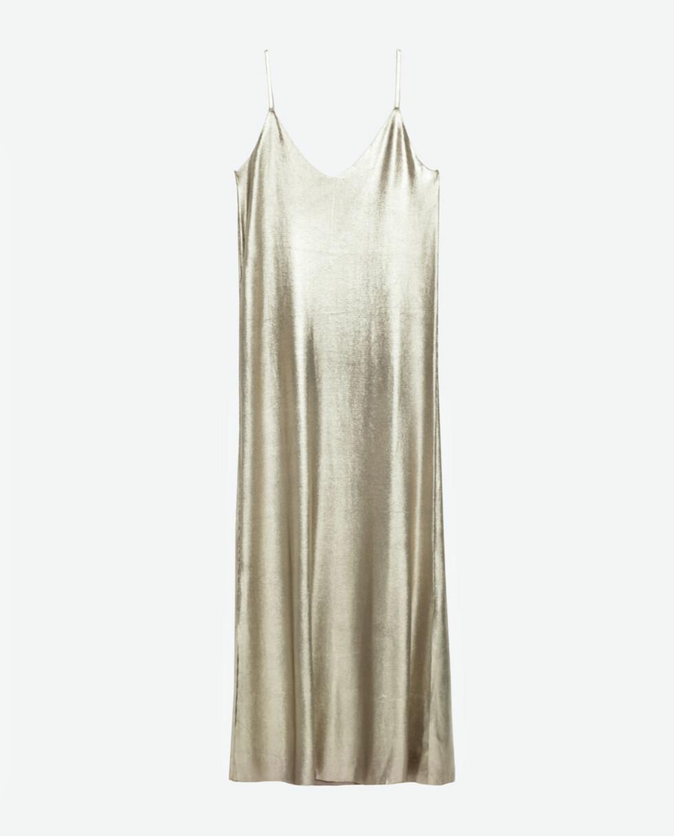 Kjole fra Zara   kr 559   Foto: Produsenten