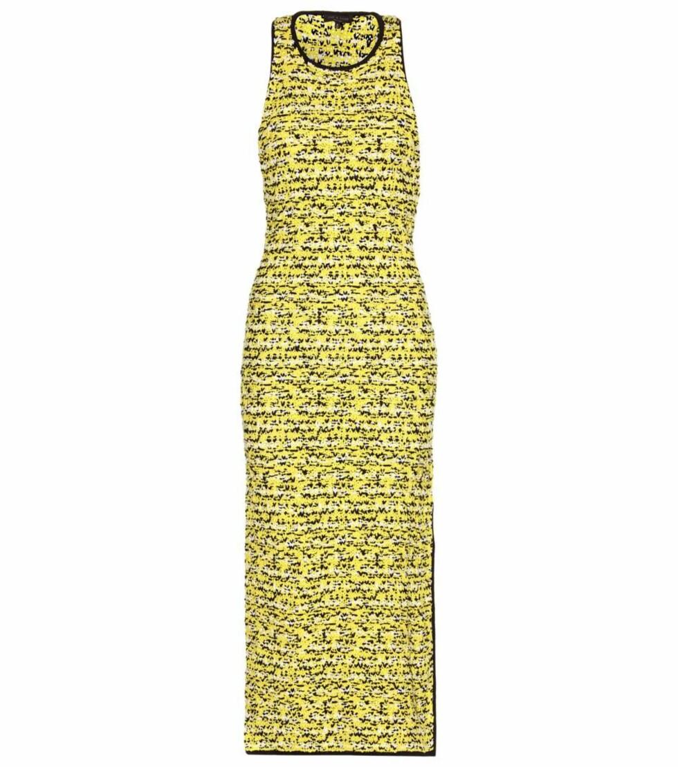 Kjole fra Rag & Bone via Mytheresa.com | kr 1492 | http://www.mytheresa.com/eu_en/viola-knitted-cotton-and-wool-dress-568431.html?catref=category