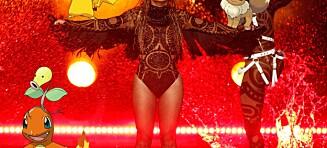 Dro på Beyoncé-konsert, fanget Pokémon i stedet