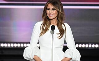 Luksuskjolen til Melania Trump (46) utsolgt etter den kontroversielle talen