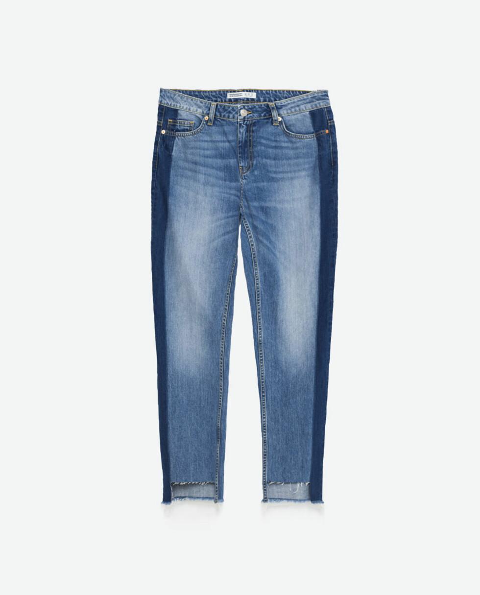 Jeans fra Zara | kr 349 | Foto: Produsenten