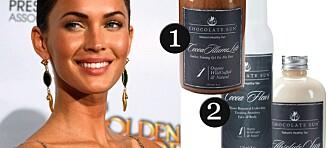 Superhotte Megan Fox (29) får sin sommerlige glød med disse produktene