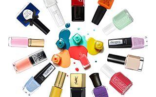 14 fargerike og freshe neglelakker som er perfekte denne sesongen