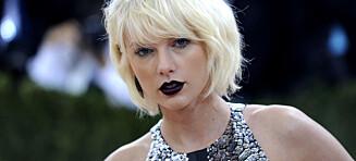 Taylor Swift (26) er den best betalte kjendisen