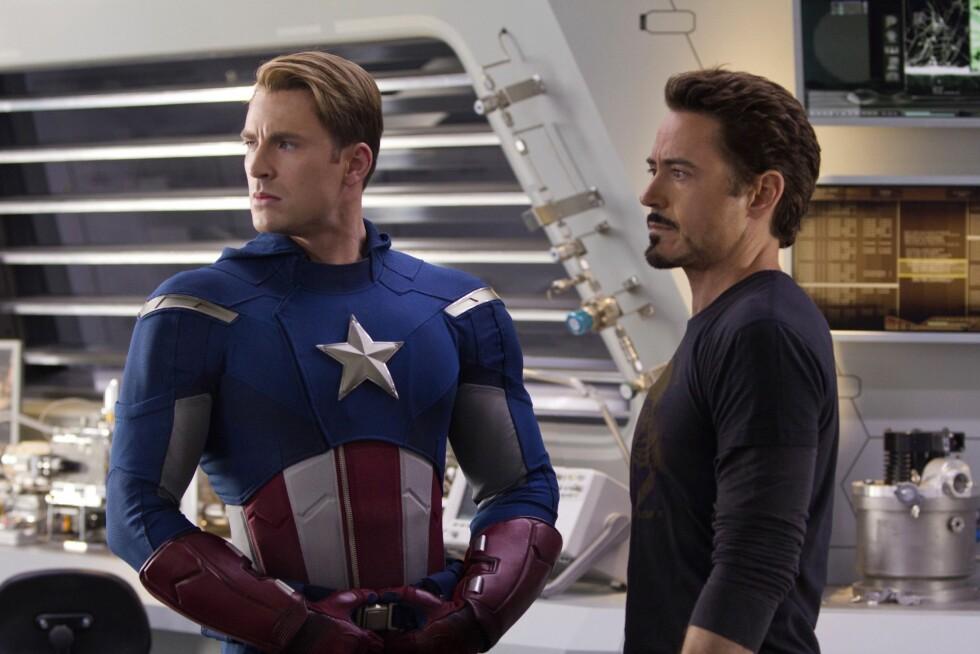 <strong>The Avengers (2012):</strong> tjente 1,51 milliarder dollar.  Foto: MARVEL ENTERPRISES / Album