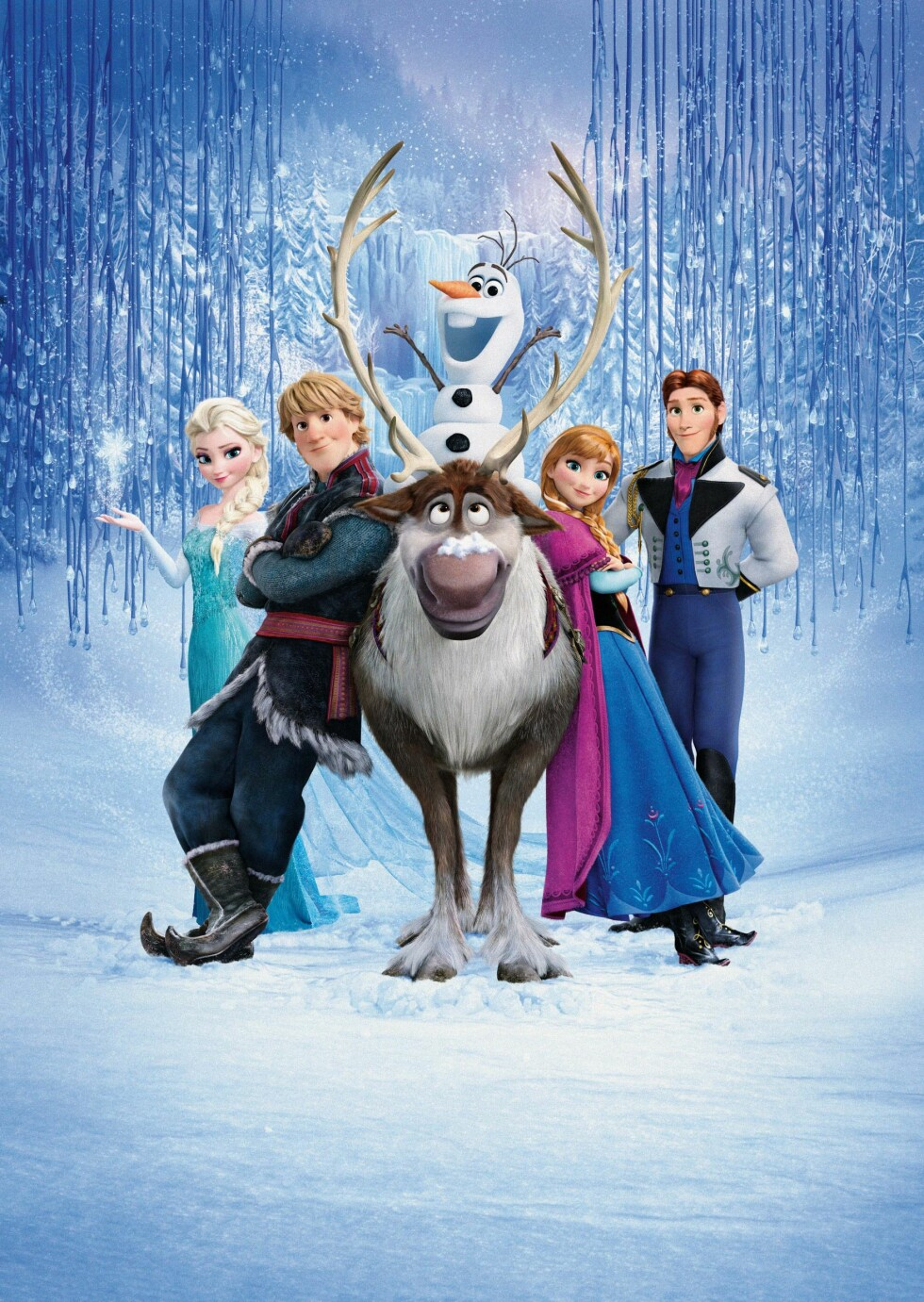 <strong>Frozen (2013):</strong> tjente 1,27 milliarder dollar.  Foto: WALT DISNEY ANIMATION STUDIOS / Album