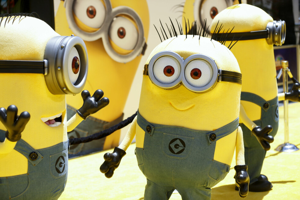 <strong>Minions (2015):</strong> tjente 1,15 milliarder dollar.  Foto: Reuters