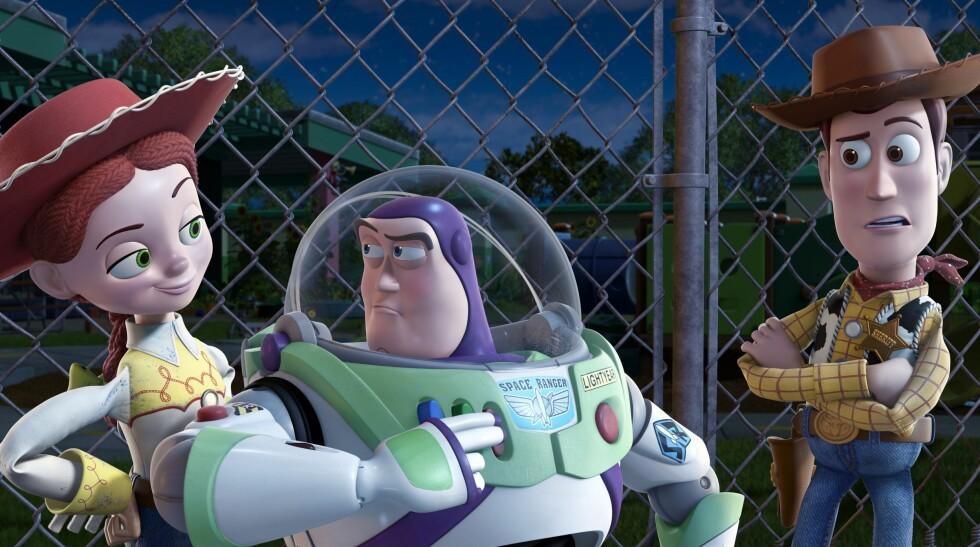 <strong>Toy Story 3 (2010):</strong> tjente 1,06 milliarder dollar.  Foto: PIXAR ANIMATION STUDIOS/WALT DISNEY PICTURES / Album