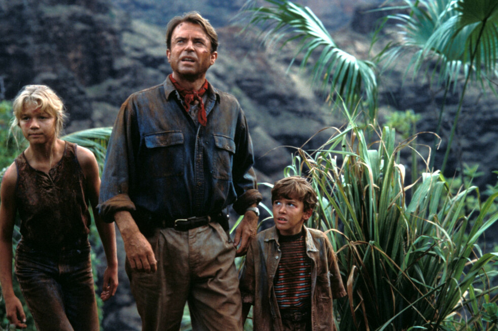 <strong>Jurassic Park (1993):</strong> tjente 1,02 milliarder dollar.  Foto: SipaUSA
