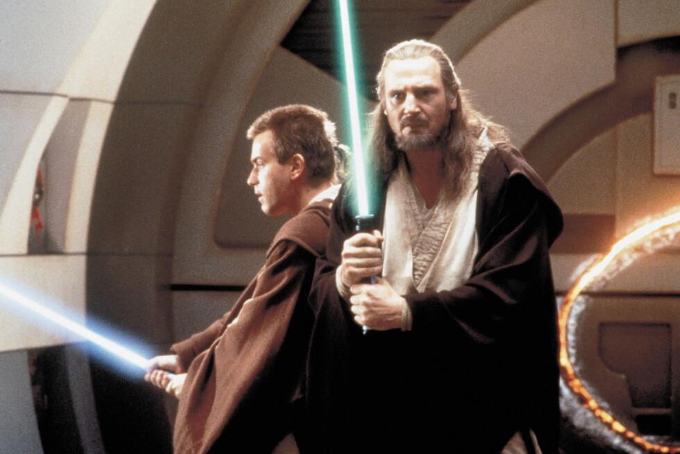 <strong>Star Wars Episode I:</strong> The Phantom Menace (1999): tjente 1,02 milliarder dollar.  Foto: LUCAS FILM LTD & TM / HAMSHERE, KEITH / Album
