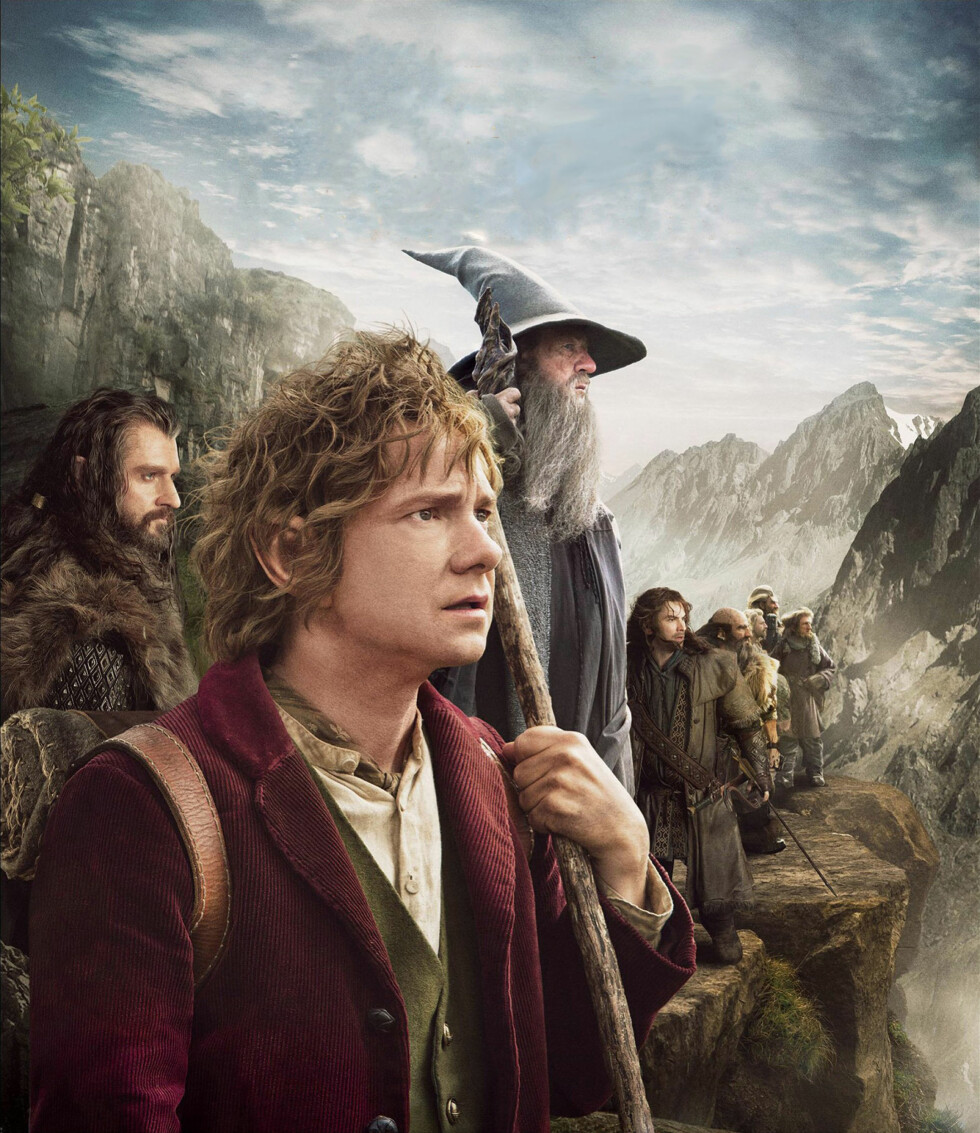 <strong>The Hobbit:</strong> An Unexpected Journey (2012): tjente 1,02 milliarder dollar.  Foto: METRO GOLDWYN MAYER / Album