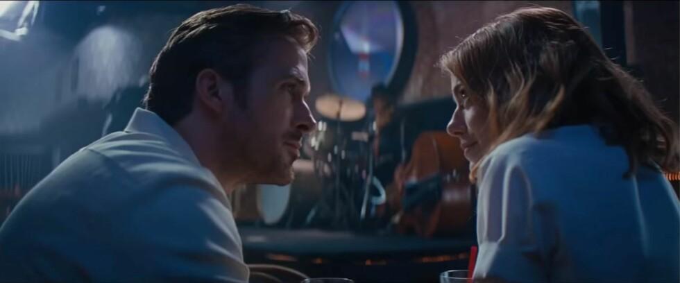 Den første traileren til dramafilmen «La La Land» er sluppet