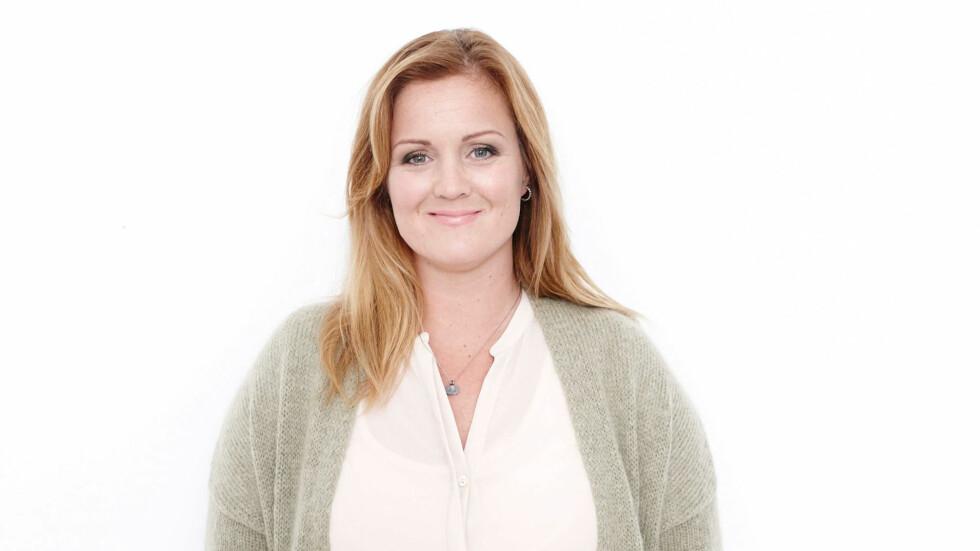 <strong>KJÆRESTE-FERIERING:</strong> Siri Kristiansen er komiker og programleder i «Lørdagsrådet» på P3. Hun skriver fast for KK om sin jakt på indre fred.  Foto: Geir Dokken