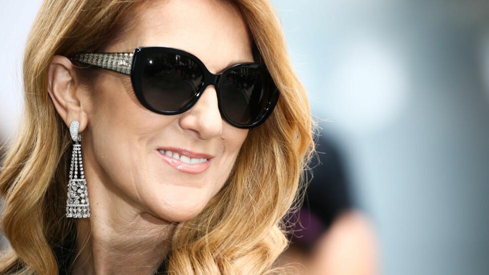 <strong>CELINE DION:</strong> Sangstjernen hadde tatt turen til Paris for haute couture-uken.  Foto: Abaca