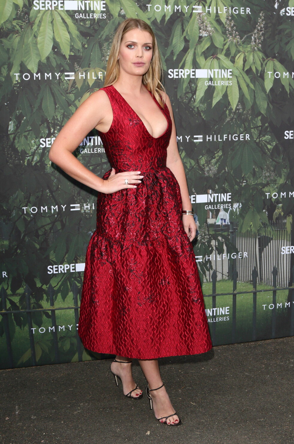 <strong> Lady Kitty Spencer Foto:</strong> wenn.com