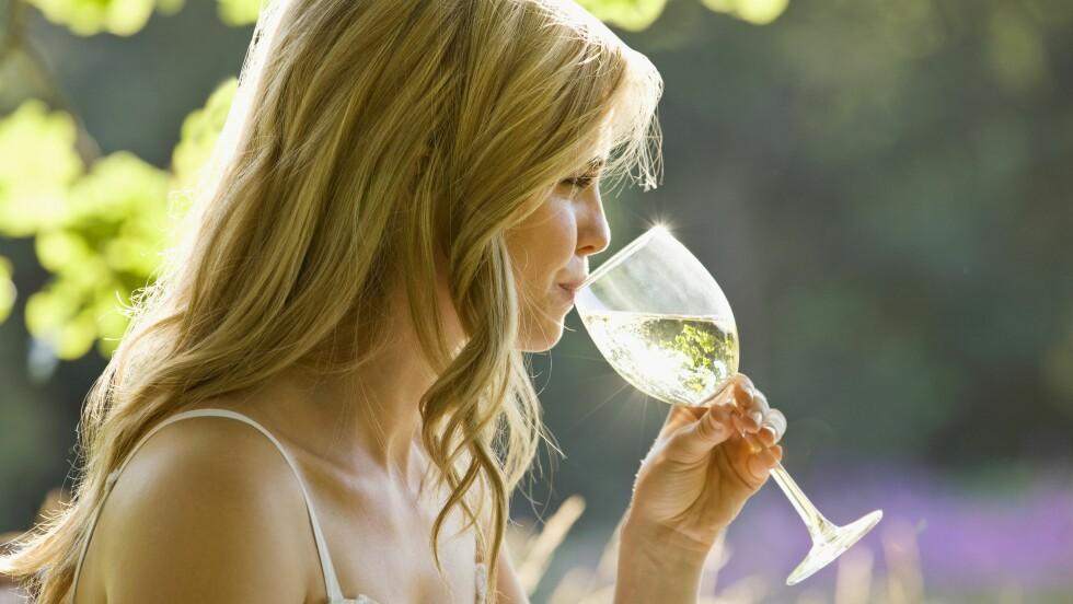 <strong>MYE ALKOHOL I FERIEN?:</strong> I ferien blir det fort mange anledninger til å drikke alkohol. Men nå er det kanskje på tide å trappe litt ned? Foto: FoodCollection