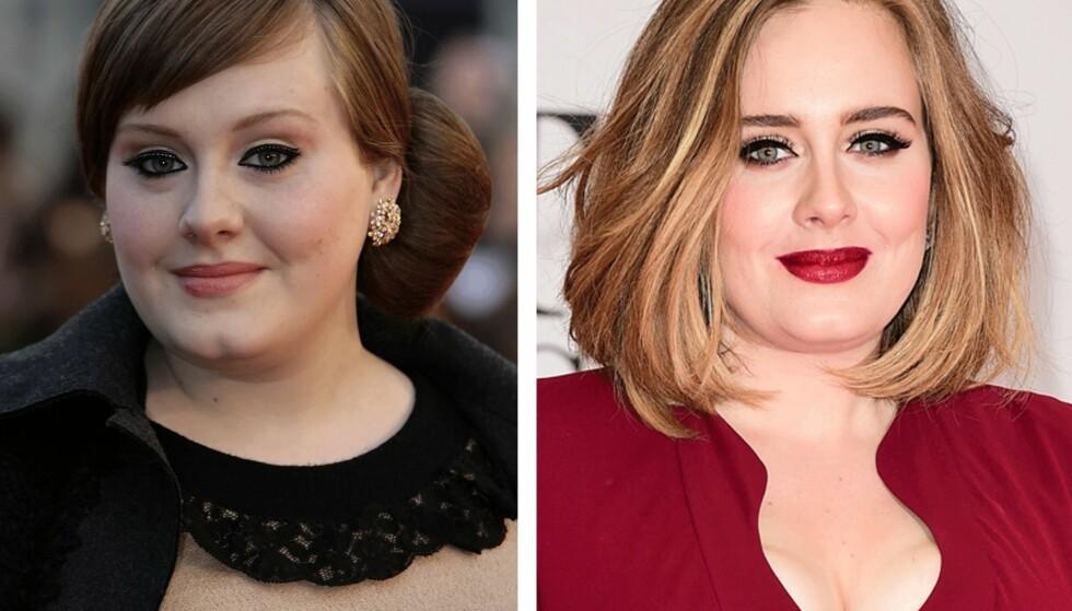 7 kjendiskvinner som har gitt øyebrynene sine en real makeover