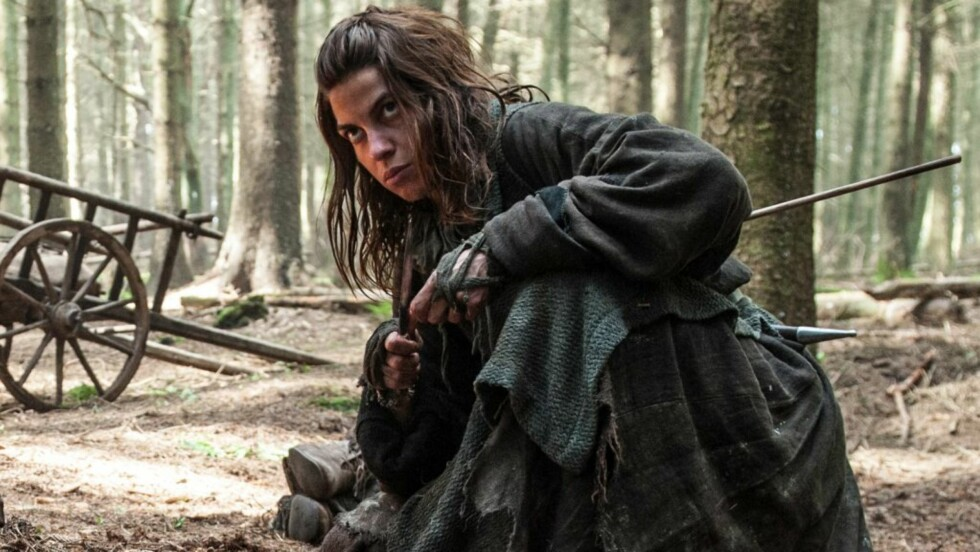 Vildkvinnen Osha Foto: Skjermdump «Game of Thrones»