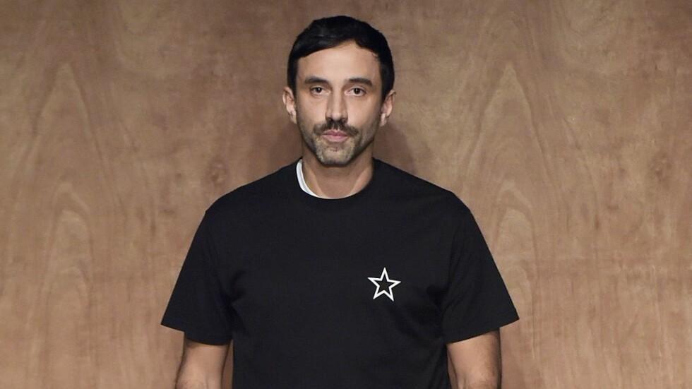 MANNEN BAK DET HELE: Riccardo Tisci har gjort stor suksess med Givenchy. Nå har han designet en kolleksjon for Nike. Foto: Rex Features