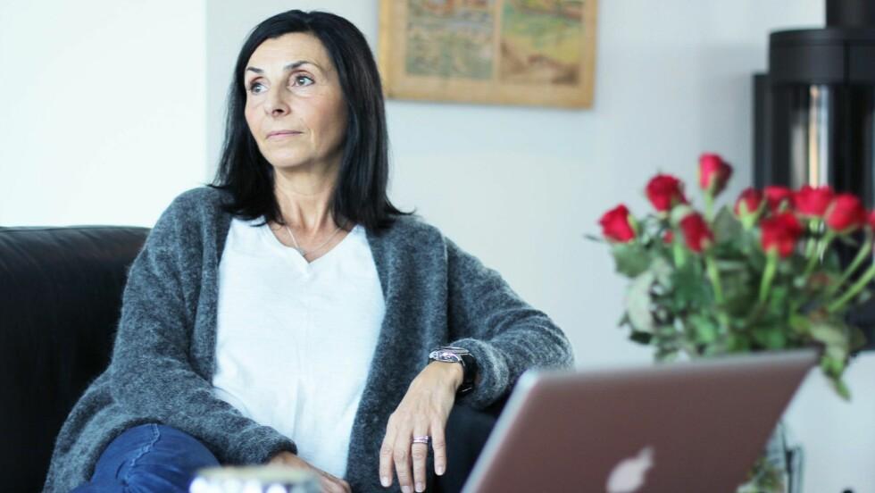 KREFTFRI: Ifølge Kreftregisteret regner man med at omtrent 5 prosent av brystkrefttilfellene er arvelige og genetisk betinget. Slik var det for Siv, men heldigvis ble kreften oppdaget tidlig hos henne. Foto: Silje Reistad Christensen