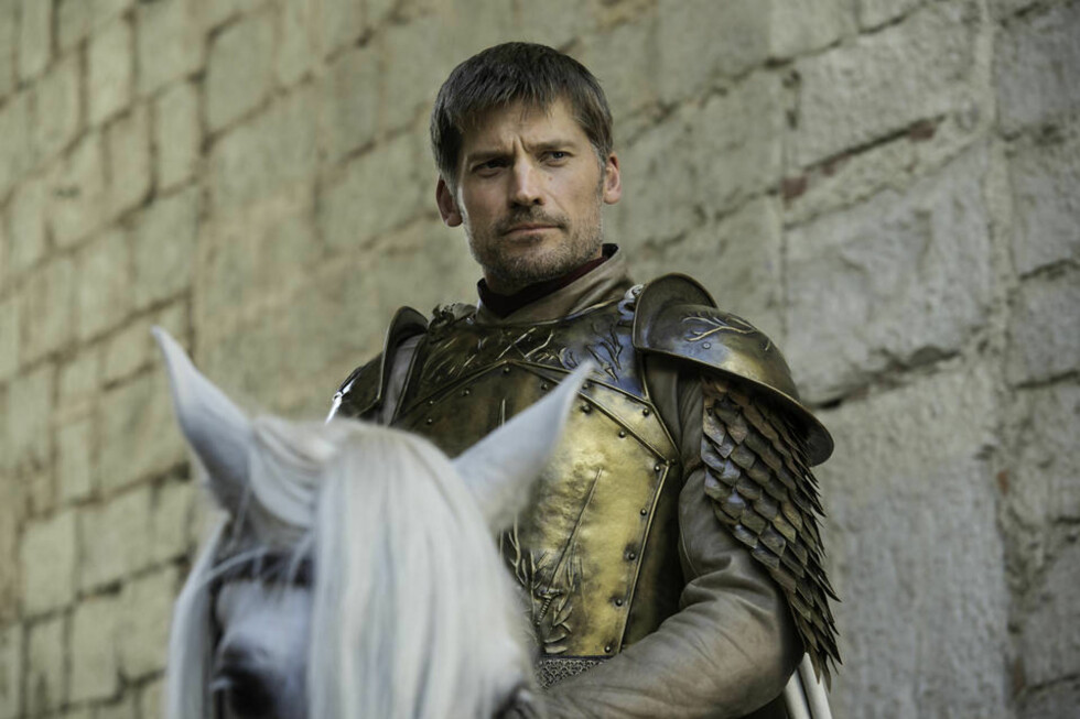 Jaime Lannister Foto: Skjermdump «Game of Thrones»