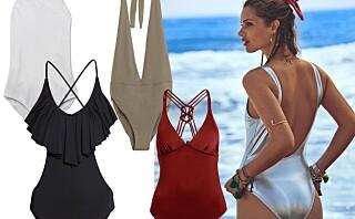 16 perfekte badedrakter som kan brukes på strand og fest