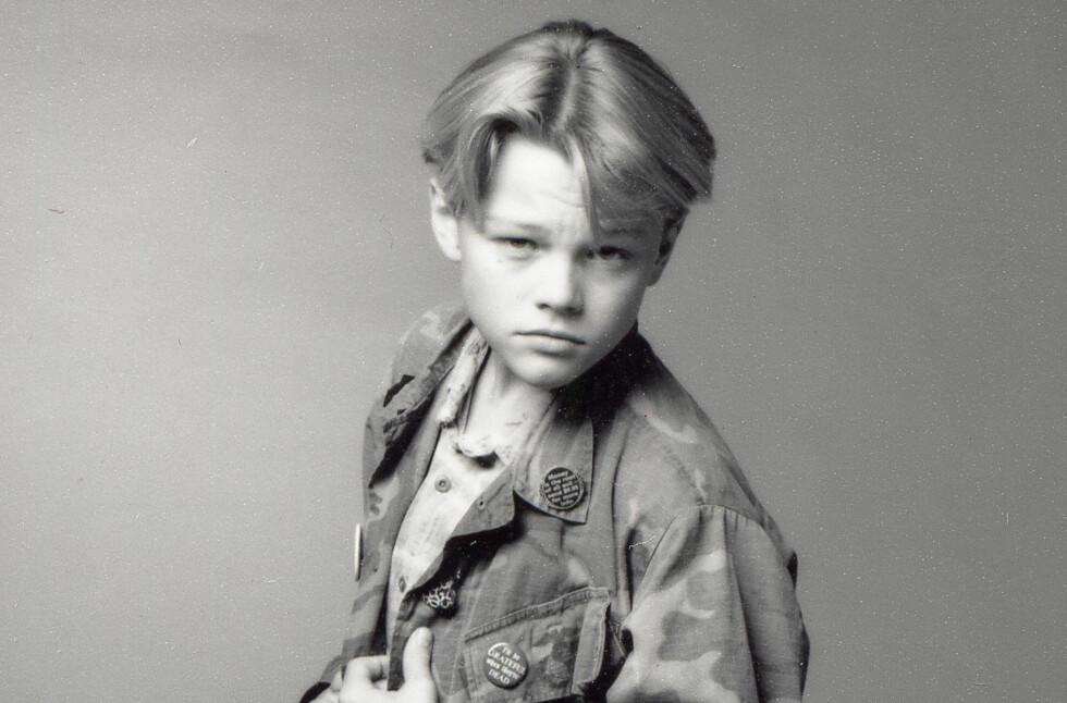 DUMPA: Den unge skuespilleren hadde egentlig fått en rolle i «Baywatch», men David Hasselhoff - som både var skuespiller og produsent - ønsket ikke at 15-åringen skulle spille sønnen hans fordi at det fikk han til å se gammel ut. Dette bildet er tatt i forbindelse med filmen «Parenthood» fra 1990.  Foto: NTB Scanpix