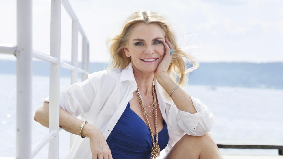 Mia Gundersen - Mia Gundersen (54): - Vi snakker altfor