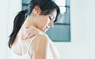 Hovne muskler og mørk urin etter treningsøkten kan være tegn på rabdomyolyse