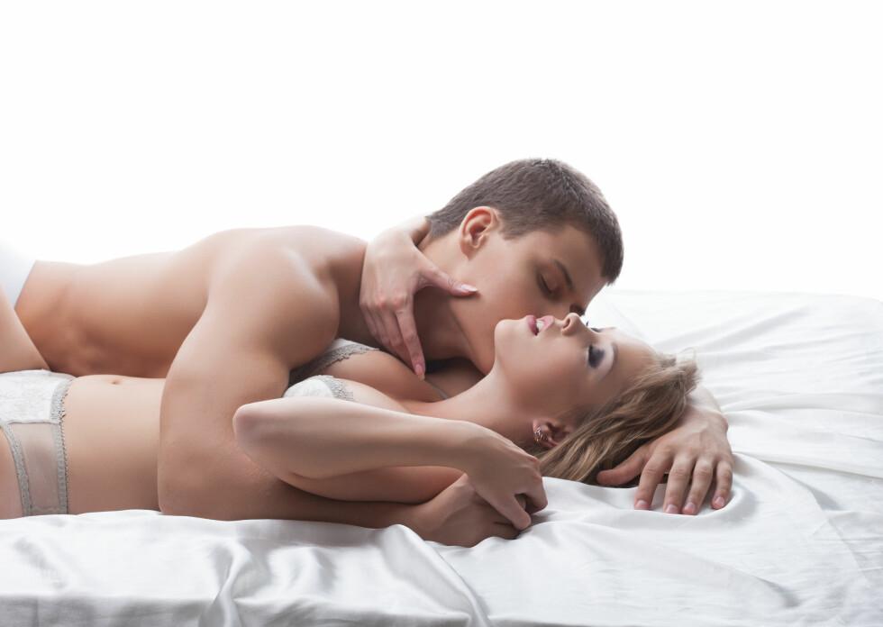 FORSPILL: Kvinner skal helst tigge om det før de får noe som helst inn i skjeden, mener sexolog.  Foto: © Zoonar/Andrey Guryan