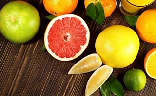 5 vitaminer som beskytter mot aldring