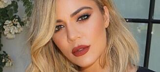 Dette trikset holder Khloé Kardashian ung