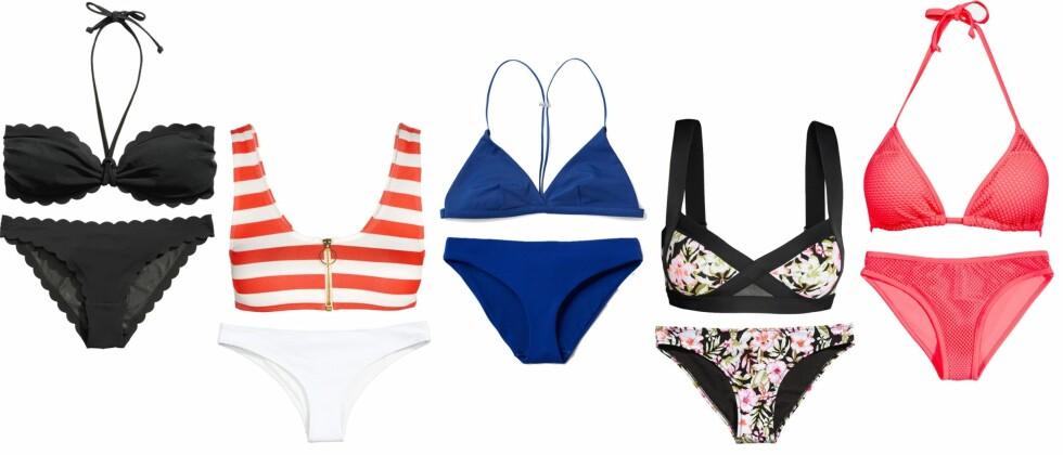 Her er sommerens hotteste bademote