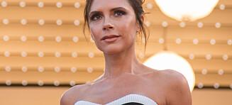 Slik hadde vi ALDRI forventet å se Victoria Beckham (42)